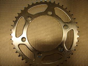 Stahl-Kettenrad KTM LC4/EXC/SX
