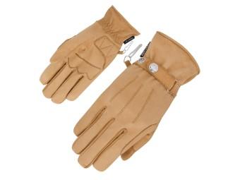 Handschuhe Classic II Camel