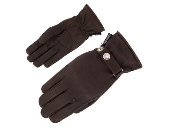 Handschuhe Classic II Dunkelbraun