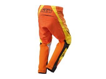 Gravity-FX Pants Orange / Offroadhose