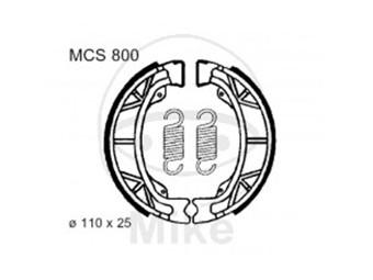 MCS800 Bremsbacken mit Feder