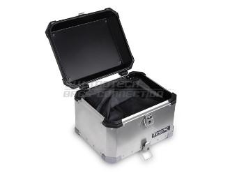 TraX® Drybag Topcase Tarpaulin. Sch warz. Wasserdicht. Für Tr