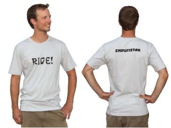 Shirt RIDE!