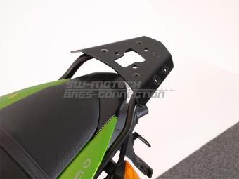 ALU-RACK Schwarz. Kawasaki Z 750 / R, Z 1000