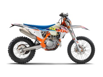 450 EXC-F SIX DAYS 2022