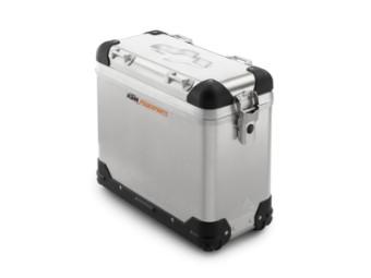 Aluminium Koffer 31l.
