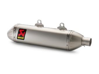 AKRAPOVIC Slip-On Line 250/350 EXC-F '14-'16