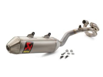 AKRAPOVIC RACING LINE 350 EXC-F ab '17