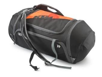 Orange Duffle Bag / Sporttasche