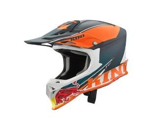 KINI-RB COMPETITION HELMET / Fortschrittlicher, leichter Offroad-Helm