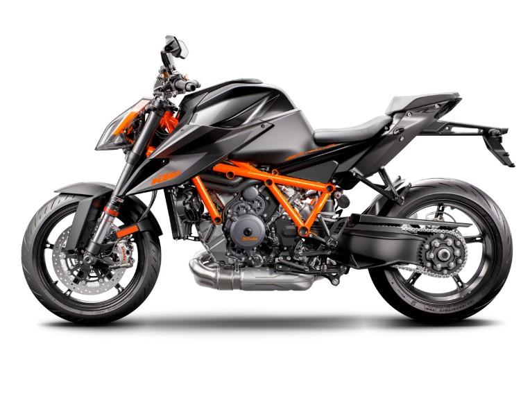KTM 1290 SUPERDUKE R 2021,