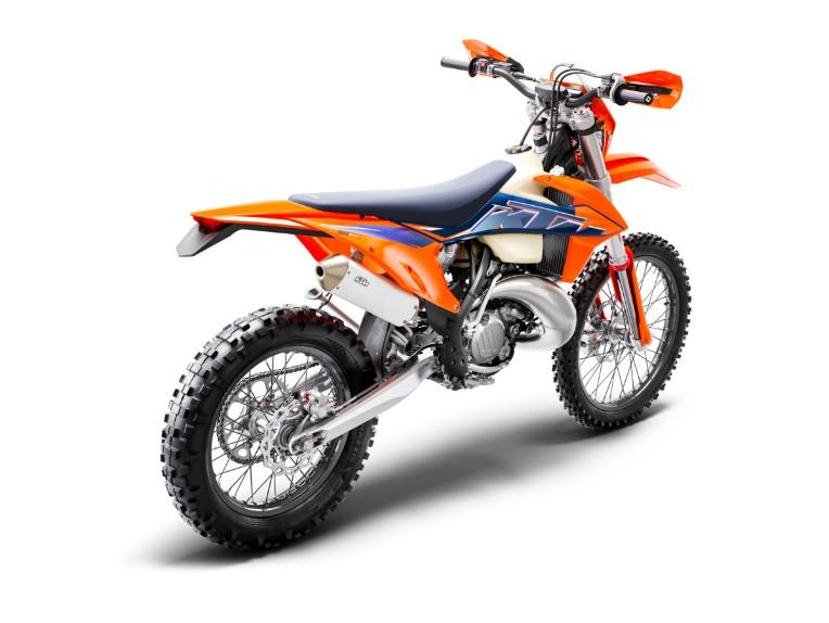 KTM 150 EXC TPI 2022,
