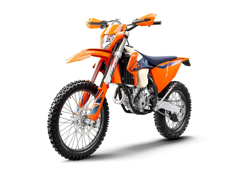 KTM 250 EXC-F 2022,