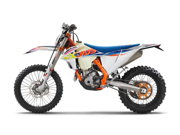 KTM 250 EXC-F SIX DAYS 2022,