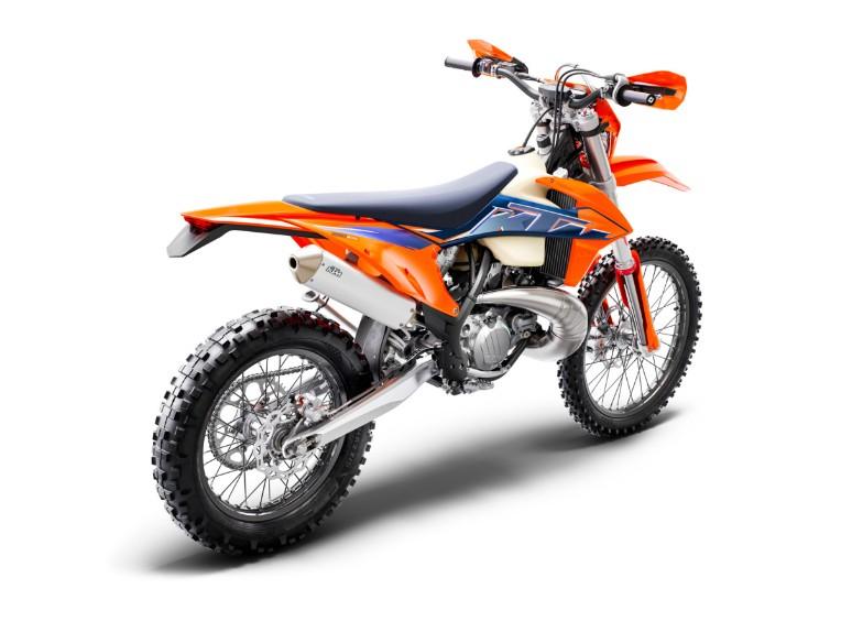 KTM 250 EXC TPI 2022,