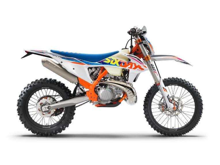 KTM 250 EXC TPI SIX DAYS 2022,