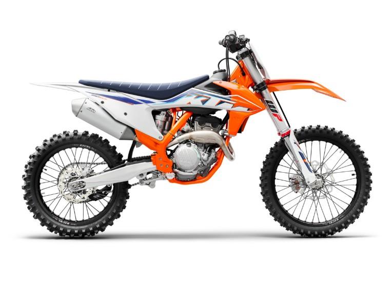 KTM 250 SX-F 2022,
