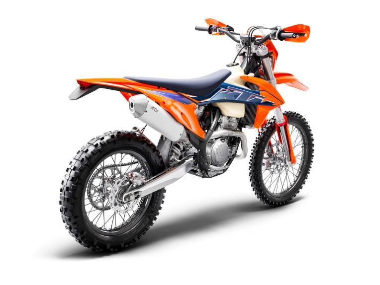 KTM 350 EXC-F 2022,