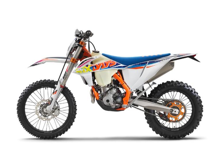 KTM 350 EXC-F SIX DAYS 2022,