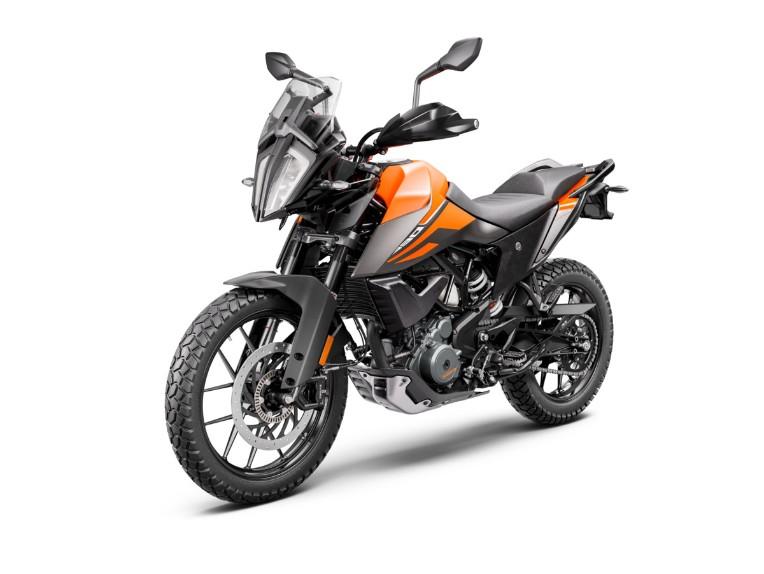 KTM 390 ADVENTURE 2021,