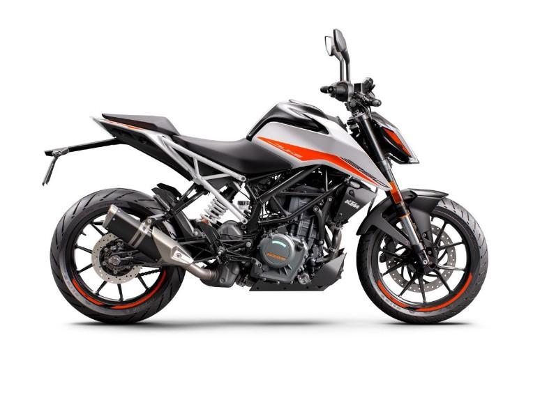 KTM 390 DUKE ABS 2021,