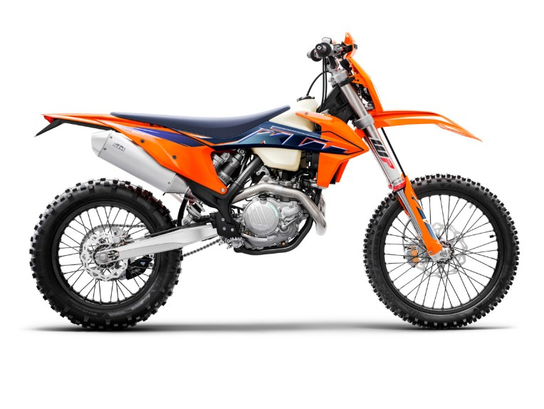 KTM 450 EXC-F 2022,