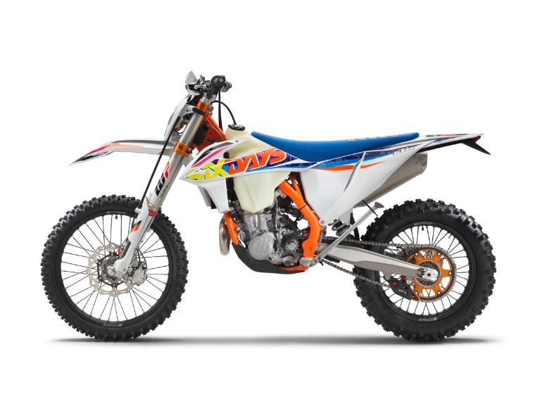 KTM 450 EXC-F SIX DAYS 2022,
