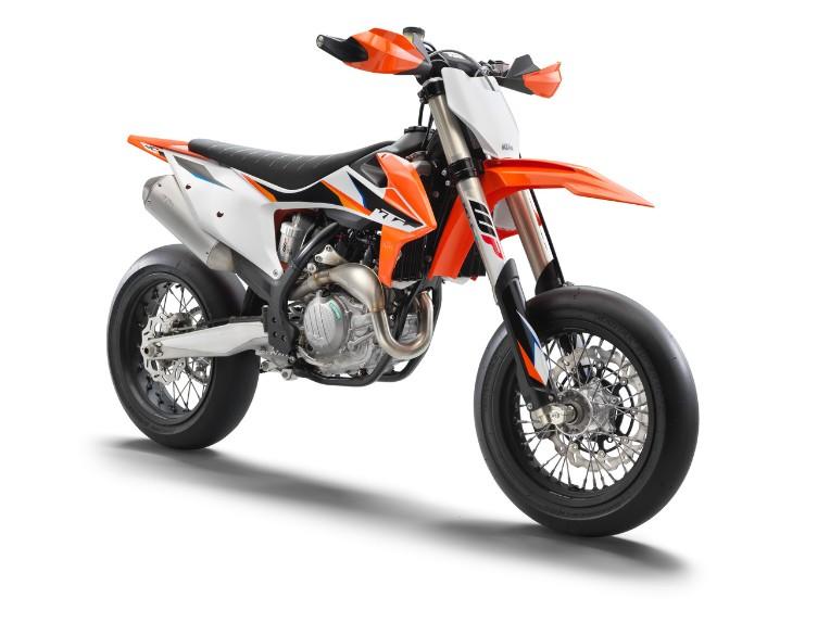 KTM 450 SMR 2021,