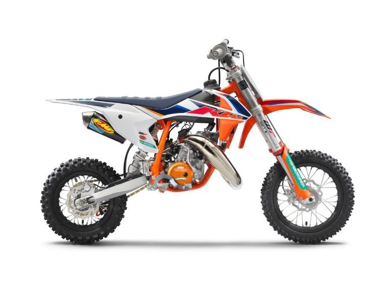 KTM 50 SX FACTORY EDITION 2022,
