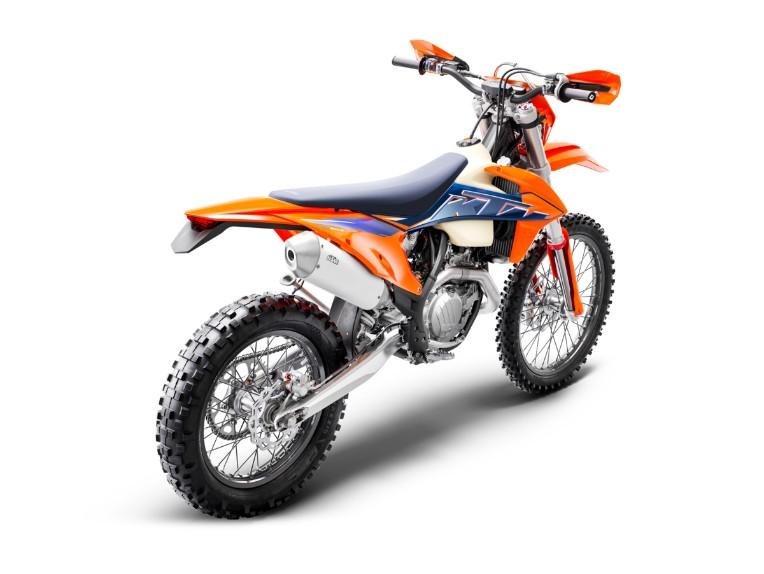 KTM 500 EXC-F 2022,