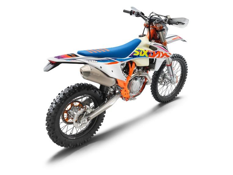 KTM 500 EXC-F SIX DAYS 2022,