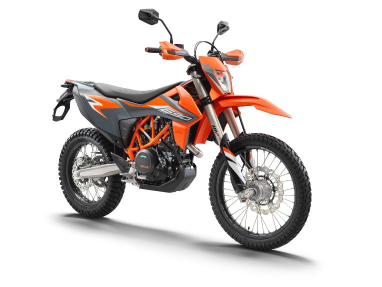 KTM 690 ENDURO R ABS 2021,
