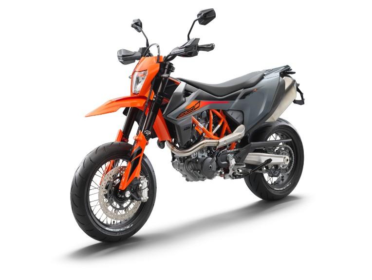 KTM 690 SMC-R ABS 2021,
