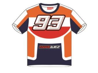 Repsol Marc Marquez MM93 Kinder T-Shirt