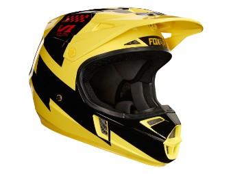V1 Mastar Kinder MX Helm