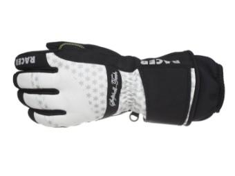 Damen Handschuhe Snow Crystal, Winterhandschuhe