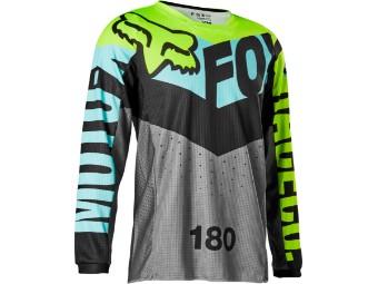 180 Trice Kinder Jersey Fahrerhemd