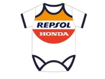 Repsol Moto GP Team Baby Body Offiziell 2017