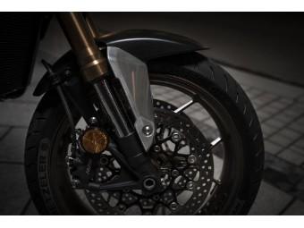 Gabelschutz Aluminium Honda CB650 CBR650 ab 2019