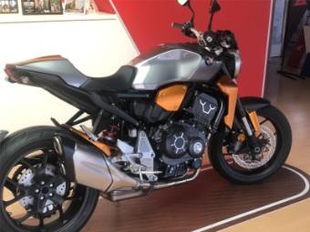CB1000R + Orange/Silver