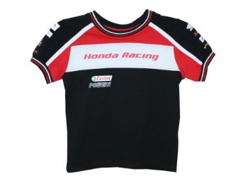 Honda Racing British Super Bikes BSB Kinder T-Shirts offizielle 2016