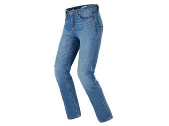 J-Tracker Lady Motorrad Jeans