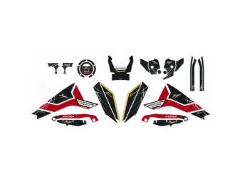 Komplett Set Aufkleber Kit für Africa Twin CRF1100L - 2020