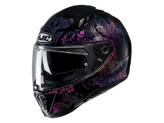 i70 Varok MC8 Motorradhelm