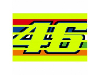 Flagge Valentino Rossi Moto GP The Doctor