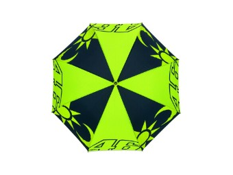 Valentino Rossi VR46 SUN and MOON mini Regenschirm