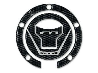 3D Tankdeckel Aufkleber für CB 1000R ab 2018