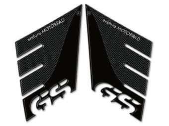 3D Seitenschutz, Tankpad BMW 1200 GS R1200 2008-2012