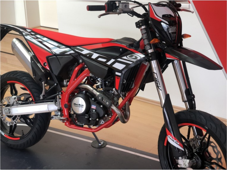 BETA RR 125 LC MY21, ZD3EH14C