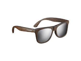 Brille polarisierende Sonnenbrille holz Kontrastverstärkt